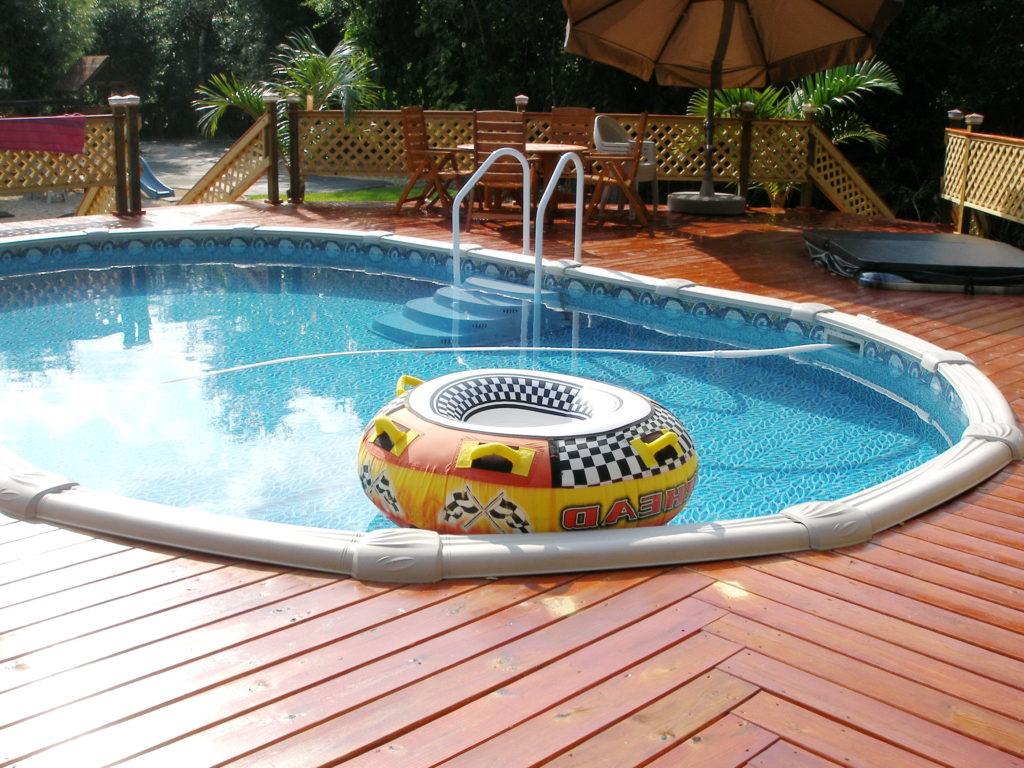 Hopkins Above Ground Pools – Sales, Service, Cleaning, & Repairs