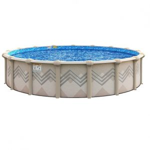 Vinida Round Above Ground Pool